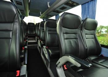 Minibus NCC per trasferimenti ad Alghero